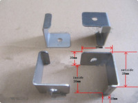 Glass Clip For Cocktail Machine Table Top Machine Arcade Game Cabinet Coin Operator Cabinet Amusement Machine