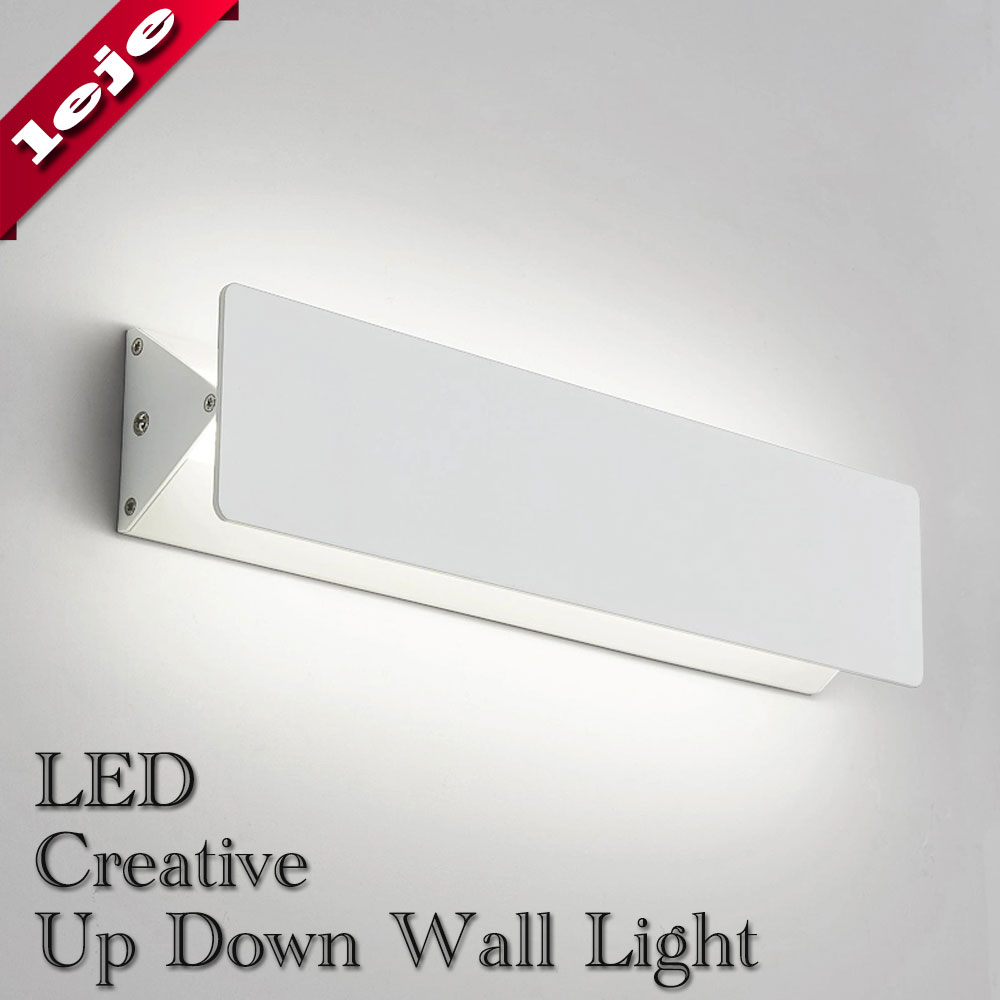 LED Wall lamp up down Rectangle Wall light 8W 16W for bedroom corridor living room Study