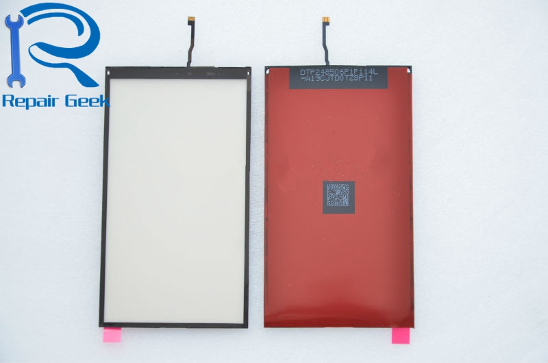50pcs Lot LCD Screen Display 3D Touch Film Module Flex Cable Ribbon Backlight Film For iphone