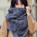 Hot Sale  women winter scarfs 2016 fashion thick warm 200*35cm ladies scarves 19types free shipping