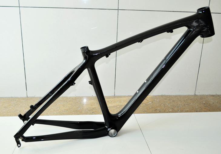14 Style Carbon Bicycle Frame Mountain MTB Cycling Bike Frame +headset+Bottom Bracket BB91 26ER*17inch Bicicletas Cadre mtb bike folding frame 26 aluminium folding mountain 17 inch bike frame bike suspension frame bicycle frame