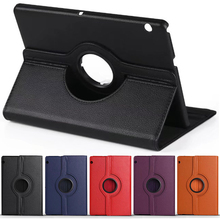 360 Rotating Case for Huawei MediaPad T3 10 9.6 AGS-L09 AGS-L03 Folding Stand Cover for Honor Play Pad 2 9.6 inch Funda+Film+Pen
