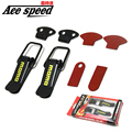 Ace speed-Universal Security Hook Lock Clip Kit Quick Release Hook Lock Clip For Racing Car Truck Accessories