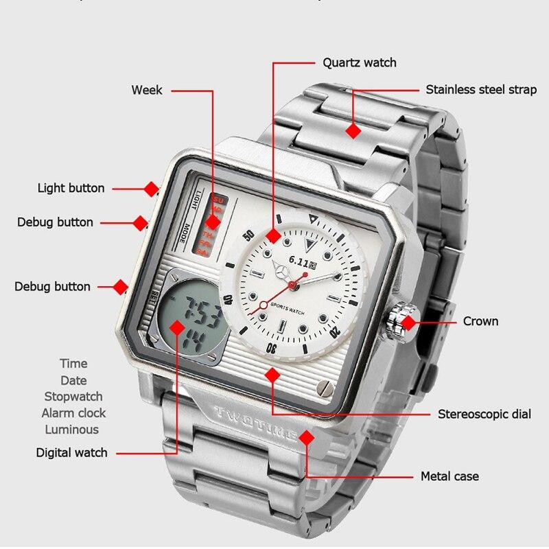 wristwatch sport