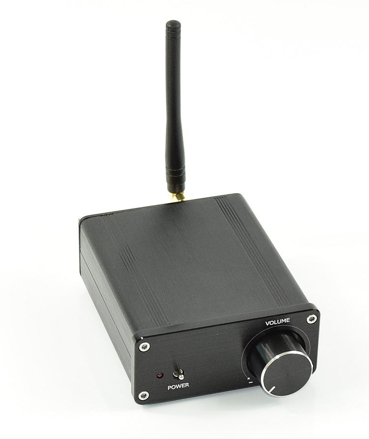 Finished TPA3116 HiFi Bluetooth 4.0 Digital Amplifier 50W+50W Stereo Audio Amp 2018 New Listing
