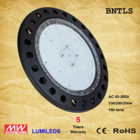 Powerful 100W IP65 Waterproof LED High Bay Light Neutral White Extremely Bright For Industrial Commercial Lighting Use