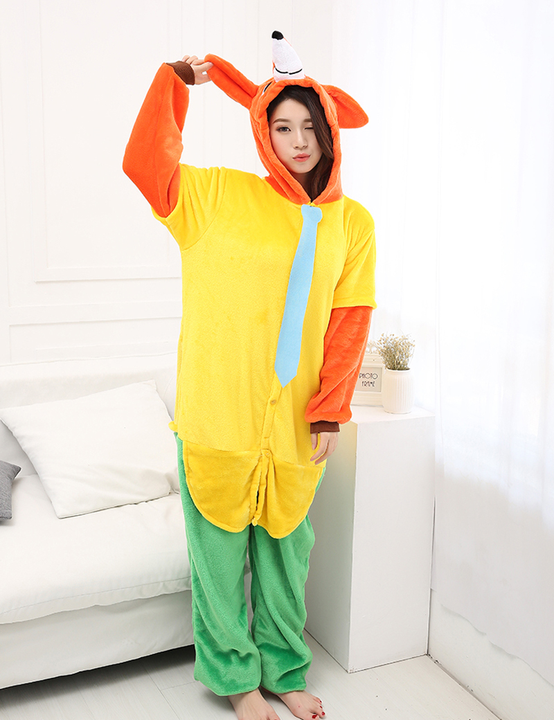 Online Get Cheap Fox Footed Pajamas -Aliexpress.com | Alibaba Group