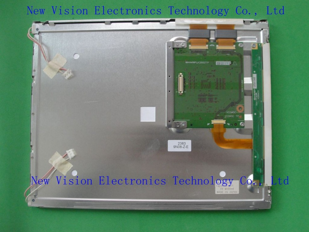LQ150X1DG11 LQ150X1DG10 15 Inch 1024*768 Industrial LCD Panel For SHARP