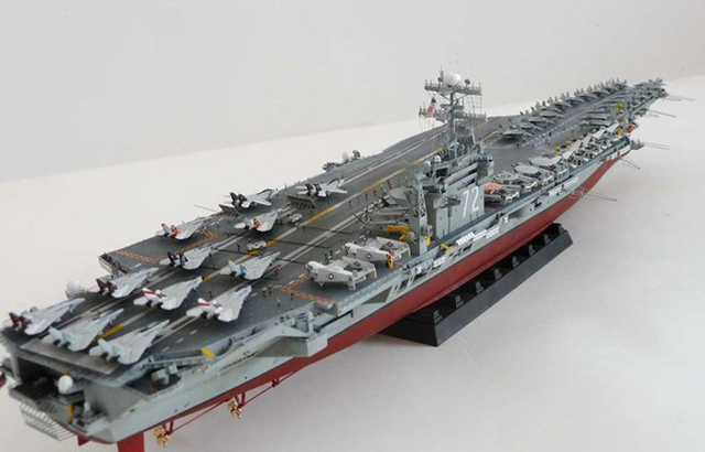 Nimitz Aircraft Carrier Model