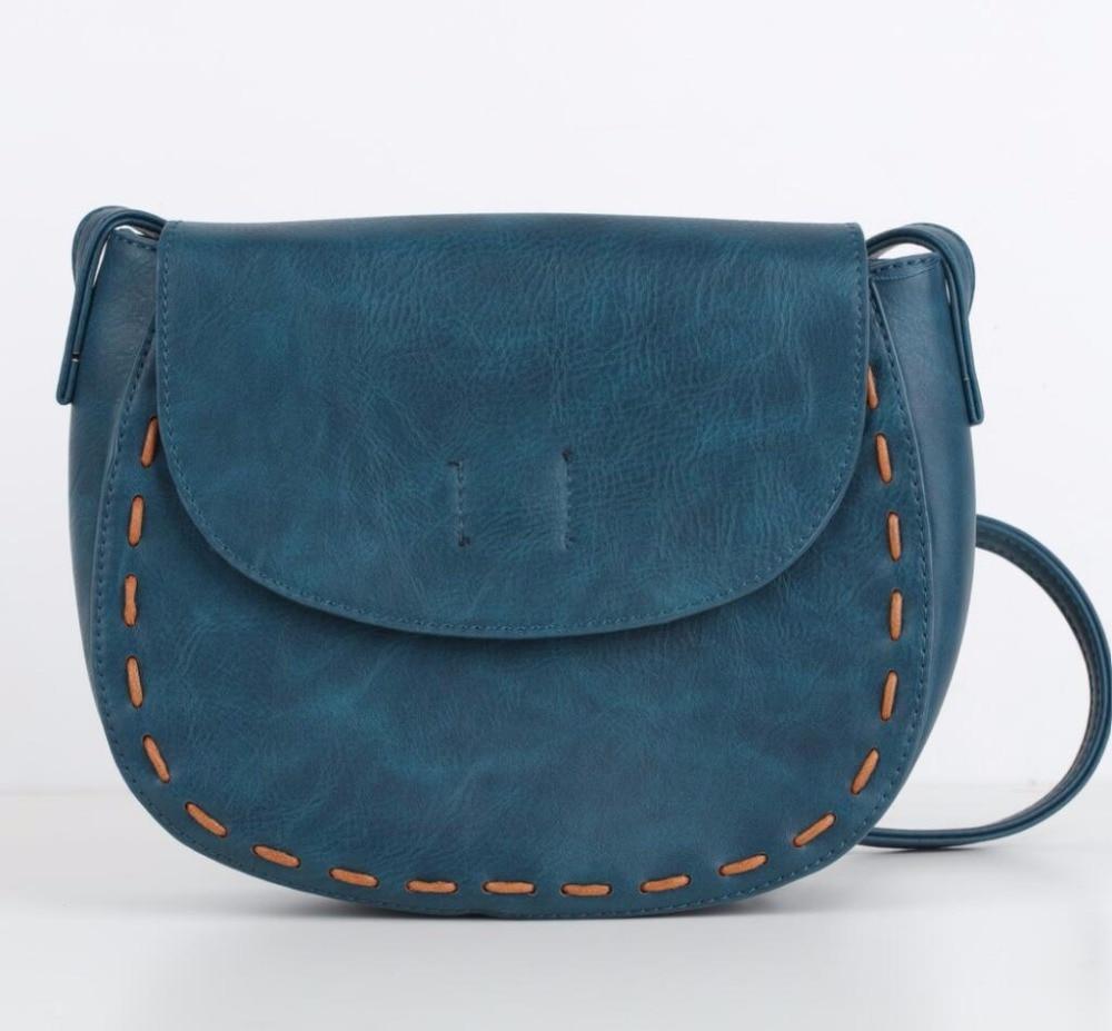 2017 New Leather Shoulder bag amorous feelings restoring ancient ways girls bag lady inclined Shoulder bag one Shoulder bag