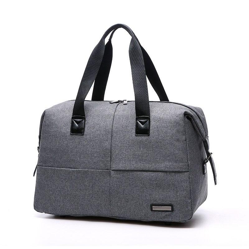 Haute qualité imperméable à l'eau Oxford tissu sac de sport hommes haute capacité sac à main pour Profession Fitness sport formation sac de voyage