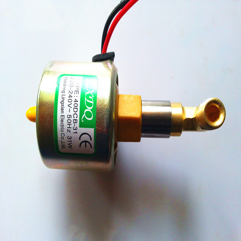 High power models 40DCB 31 hood pump voltage 220 240V 50Hz power 31W in Pumps from Home Improvement