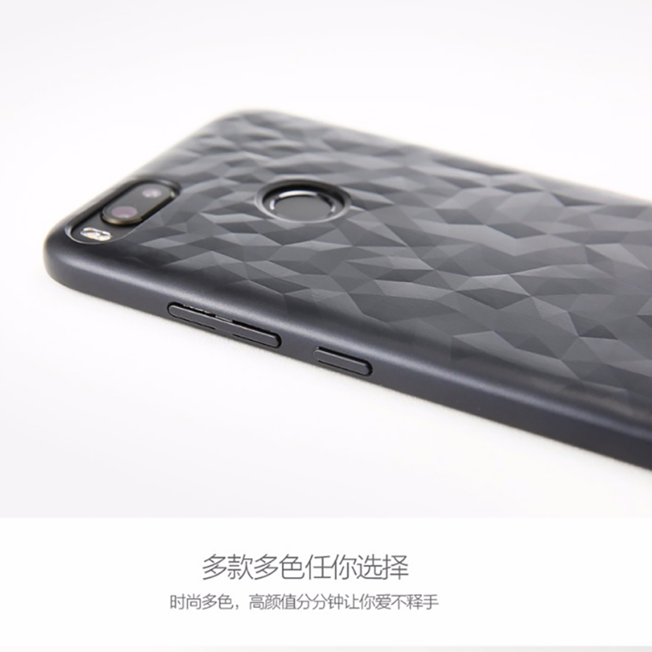 Xiaomi Mi 5X Texture Hard Case Original Back Cover PC + Laquer 5.5 Full Protect Compatible with Mi 5X Abstract Design 2017 (5)