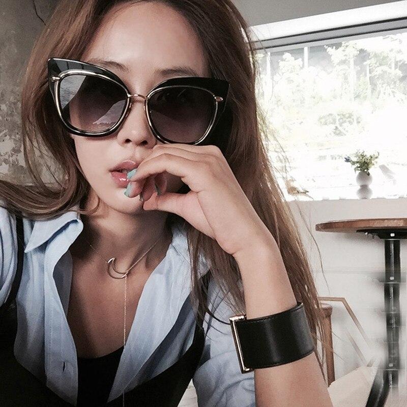 Rational 2019 Kolye Moana Choker Koreanische Version Mode Einfache Temperament Mond Fünfeck Anhänger Frauen Halskette Lange Kette Schlüsselbein