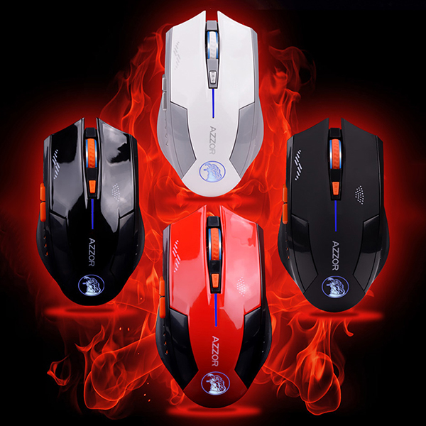 AZZOR Rechargeable Wireless Illuminate Computer Mouse AZZOR Rechargeable Wireless Illuminate Computer Mouse HTB1c7hnPVXXXXbJXpXXq6xXFXXX6
