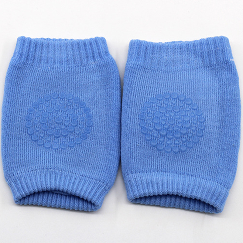 Pair Baby Knee Pad Kids Safety Crawling Elbow Cushion Infant Toddlers Baby Knee Support Protector
