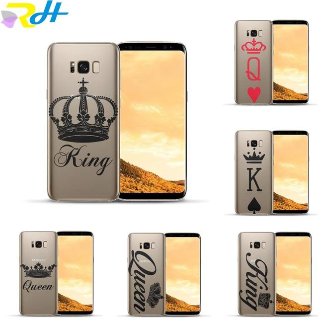 coque galaxy s6 edge king