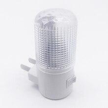 LED Night Light 4 LEDs Wall Lamp Mounted Home Lighting 3W Emergency LightEnergy-efficient Bedside Lamp US Plug