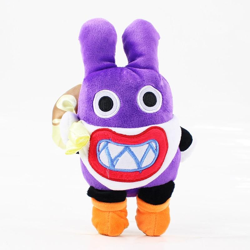 18cm Super Mario Bros Plush Toy Thief Nabbit Rabbit Plush Doll With Tag Soft Stuffed Animals Toys 1