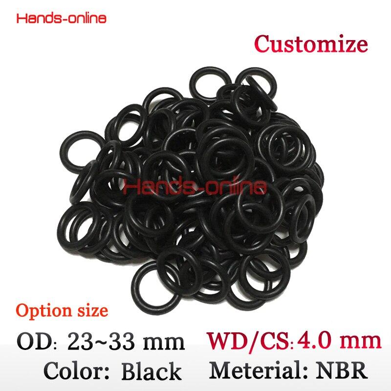42 x 5 mm nitriles 70 O /'ring 10x