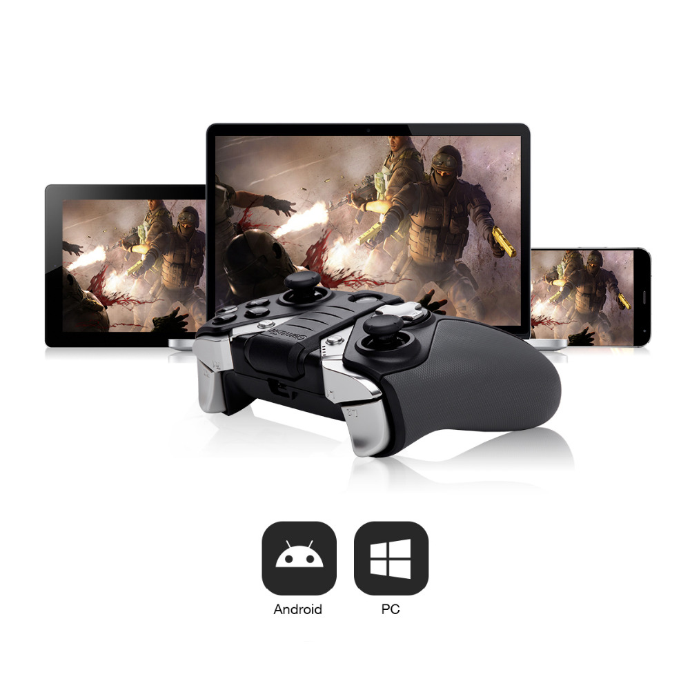 GameSir G4 Gamepad Top Bluetooth Game Controller Wireless 4.0 USB kabel Joystick Untuk Ponsel Android Samsung