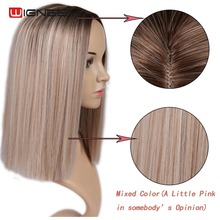 Rambut Ombre Wignee Blonde