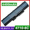 4400 mah batería del ordenador portátil para acer 4520g 4710 4715z 4720g 4730 4730z 4736 5235 5334 2930 as07a51 as07a41 as07a31 as07a71