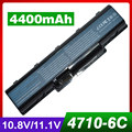 4400mAh laptop battery for Acer 4520G 4710 4715Z 4720G 4730 4730Z 4736 5235 5334 2930 AS07A31 AS07A41 AS07A51 AS07A71