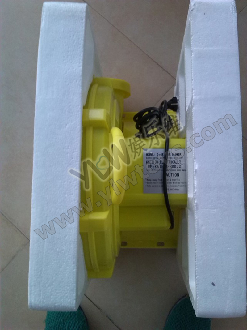 Надувная горка воздуходувка 450 Вт с сертификатами CE/UL, надувной вышибатель, Электрический воздуходувка для надувной прыгающей кровати