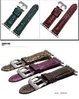 Goosuu new soft durable watch accessories watches bracelet belt genuine leather watch strap 38mm 42mm for.jpg 200x200