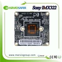 1080P 2MP IP CCTV Network Camera Module Board Onvif P2P POE Optional Good Night Vision Low