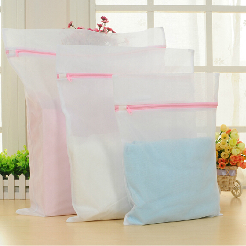 1Pcs/pack Thickened Bra Underwear Coarse Mesh And Fine Mesh Laundry Bag Protective Bag11.7*15.6in