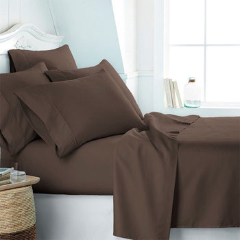 "Washed Linen fitted sheet Flax Bed Linen sheets Children Funda Nordica Bedclothes Queen Bed Fitted Sheet  78""x80""x 17"""