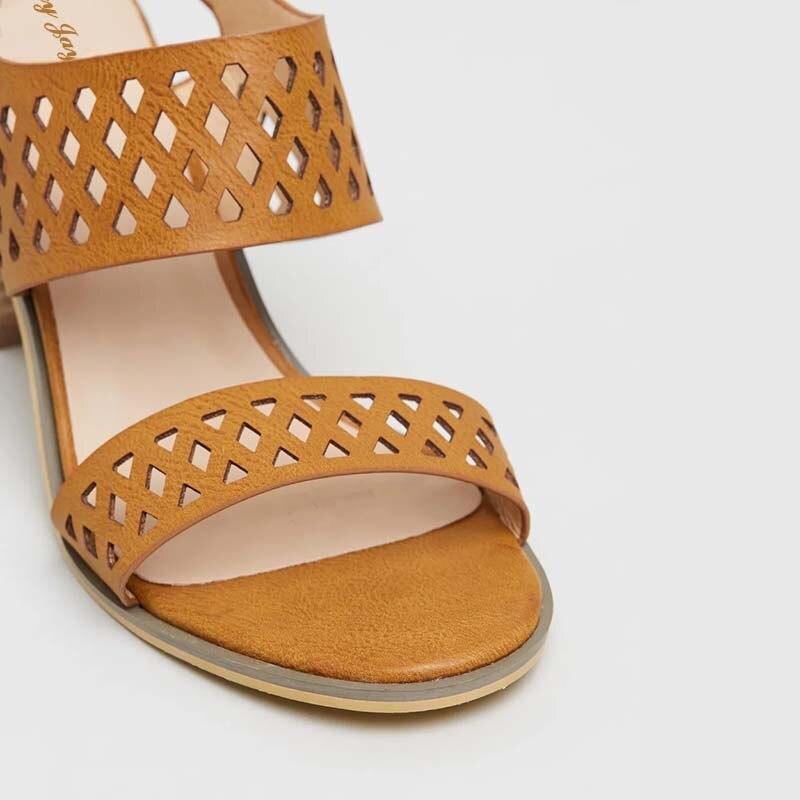 Fiesta Abrigo Señoras Sexy Cuadrados Novedad Ty01 Tacones Adulto Tobillo Zapatos Alta Hebilla Sólido Mujer De Super Sandalias Las Nancyjayjii Madura 2019 BcT1qU