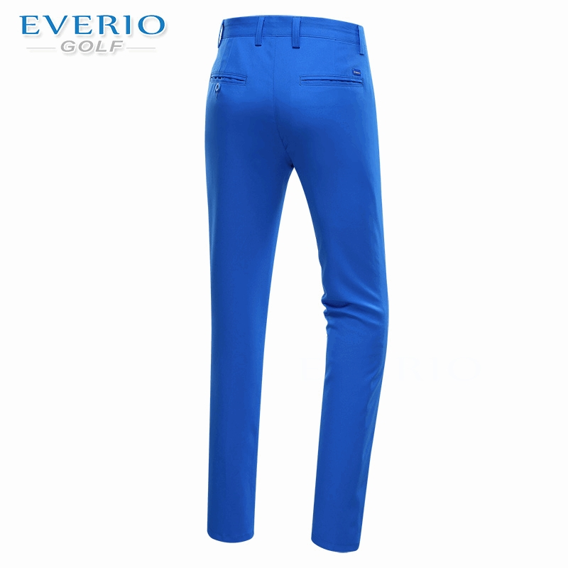 Everio golf pants men autumn thicken trousers dry quick slim sports pants 5 colors men fall golf trousers brand pants whitejl цена
