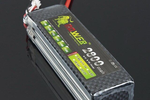 Высокое Качество Лев Мощность 11.1 В 2800 МАЧ 3 S 30C MAX 35C LiPo аккумулятор Для Вертолет Автомобилей Лодка Беспилотный Дистанционного Управления Игрушки Частей