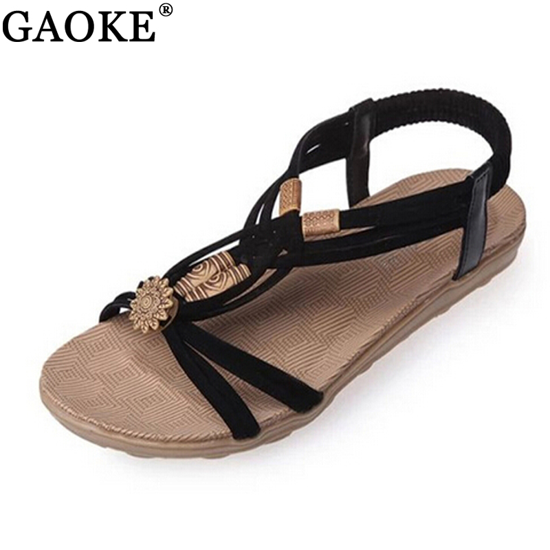 Women Shoes Sandals Comfort Sandals Summer Flip Flops 2018 Fashion High Quality Flat Sandals ...