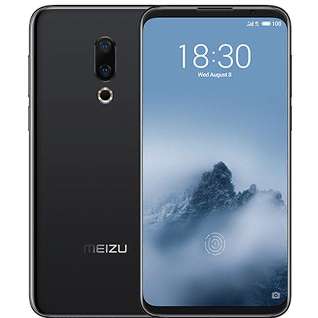 """Глобальная прошивка Оригинал Meizu 16th 16 4G Snapdragon 845 Adreno 630 6 ГБ оперативная память 6 4G B Встроенная 6,0 """"FHD 1080x2160 P полный экран двойной камера"""