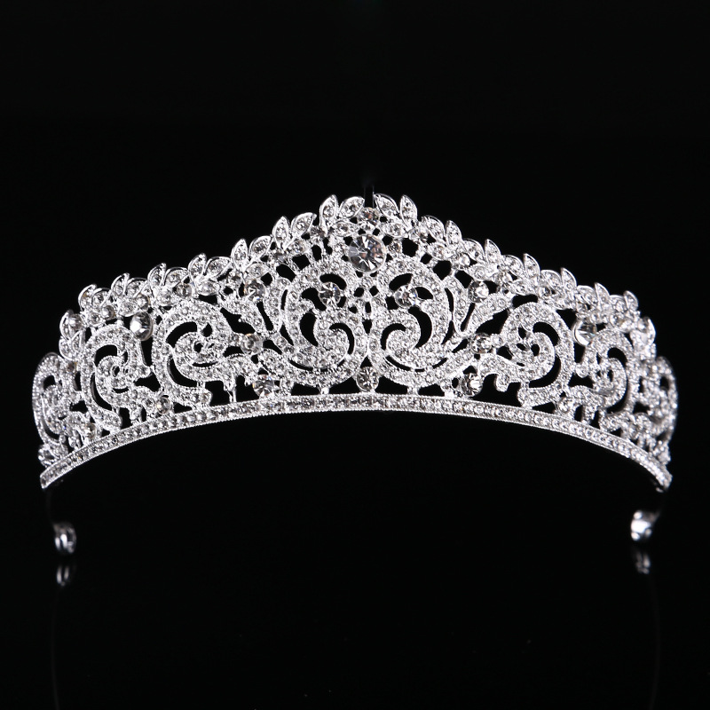 Wedding Tiara Crown Queen women Bridal hair accessories Headpiece Hair Jewelry Bride Accessories headband цена