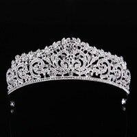 Casamento tiara coroa rainha feminino acessórios para cabelo nupcial headpiece jóias de cabelo noiva acessórios bandana|wedding tiara crown|tiara crown|wedding tiara -