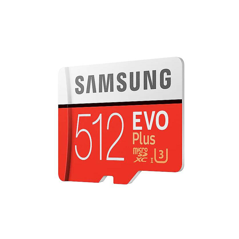 Image 4 - SAMSUNG Memory Card Micro SD 512GB 256GB 128GB 64GB 32GB SDHC SDXC Grade EVO+ Class 10 C10 UHS TF Cards Trans Flash Microsd New-in Micro SD Cards from Computer & Office