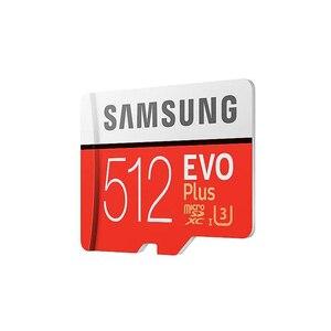Image 4 - SAMSUNG Speicher Karte Micro SD 512GB 256GB 128GB 64GB 32GB SDHC SDXC Grade EVO + klasse 10 C10 UHS TF Karten Trans Flash Microsd Neue
