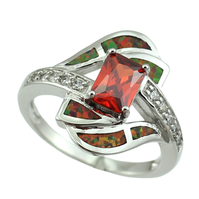 popular garnet opal ring buy cheap garnet opal ring lots