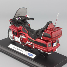1:18 scale Child's Honda Gold Wing touring motorcycles