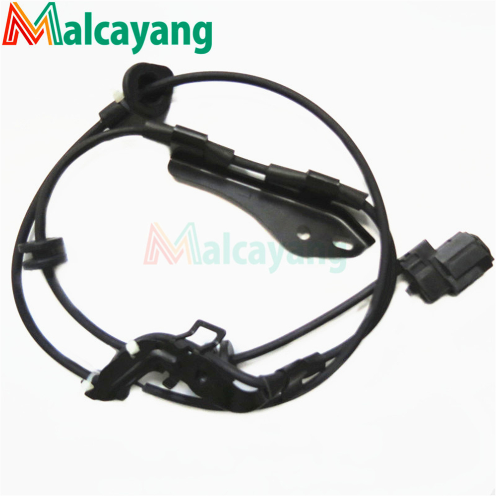 1Pc ABS Sensor Rear Left 89516-02121 8951602121 For Toyota Corolla 2007 2008 2009 2010 2011 2012 Wheel Speed Sensor