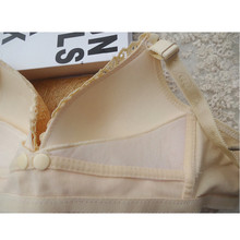 b935677551944 Pregnant Underwear Maternity Nursing Bra Front Button Tank Women's Front  Hasp Wirefree Lady Pregnant Breastfeeding Pregnancy Bra