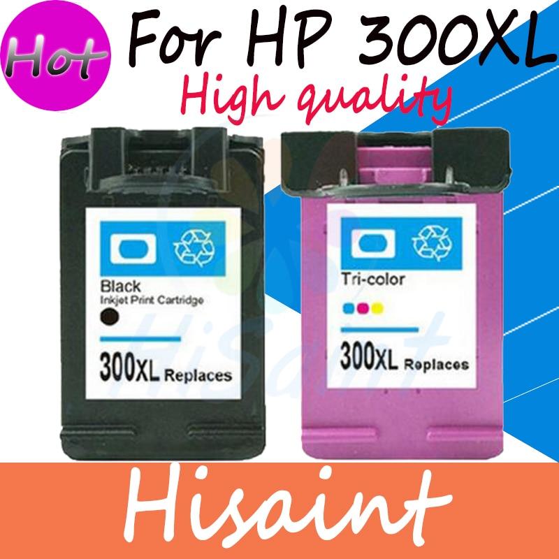 Hisaint Pour HP 300 XL Noir et 300 XL Couleur Cartouche D encre Pour HP  Deskjet C4680 C4780 D1660 D2530 D2560 d2660 Imprimante à jet D encre dans  Cartouches ... 63bda2327ba2