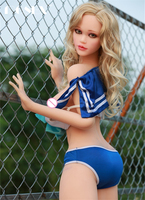 Anime Sex Doll 2017 New Europe 160cm Sexy Girl Big Ass Soft Breast Silicone Sex Dolls Big Ass Real Quality Materia
