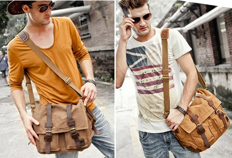 Laptop Shoulder Men Bags 7