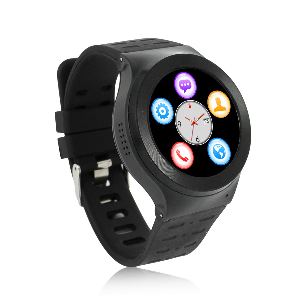 ZGPAX 3G Android Watch Smart Watch with SIM Card Camera heart rate monitor 512MB+8GB Bluetooth Smartwatch Relojes inteligentes